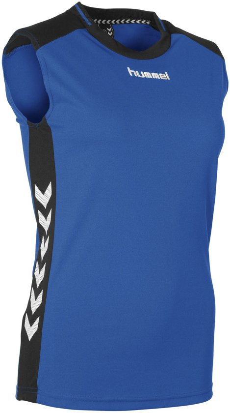 zwart Lyon Vrouwen Sportshirt Blauw Hummel S Performance Sleeveless Maat 8B6KqwHd