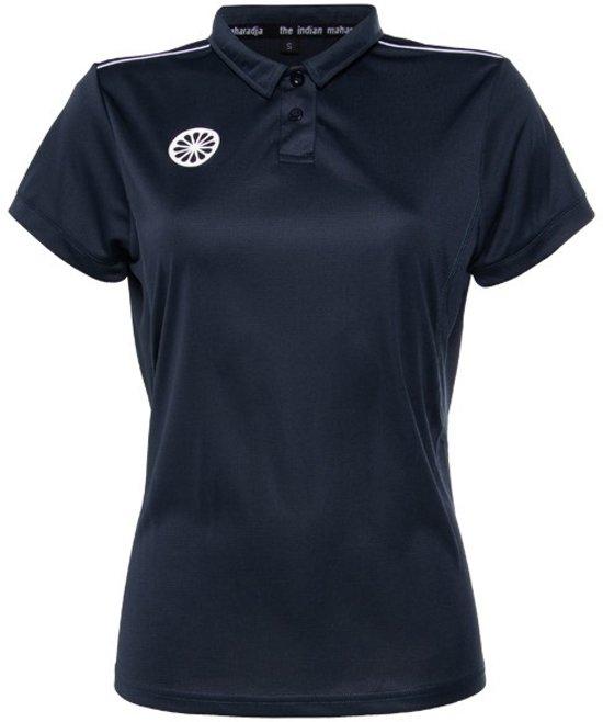 Donker Dames PoloShirts Indian Blauw Xs Tech Maharadja 6vbf7yYg