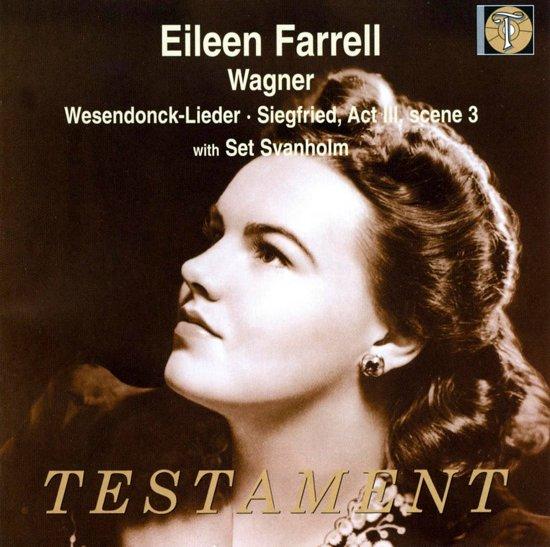 Wessendonck Lieder/Siegfried Act 3