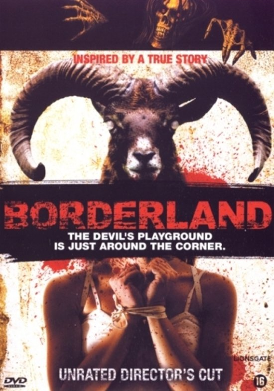 Cover van de film 'Borderland'