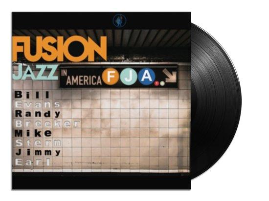 Fusion Jazz in America (LP)