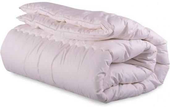 iSleep Wol Dekbed - Enkel - 100% Wol - Tweepersoons - 200x200 cm