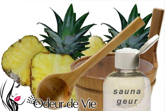Saunageur Opgiet Ananas 100ml