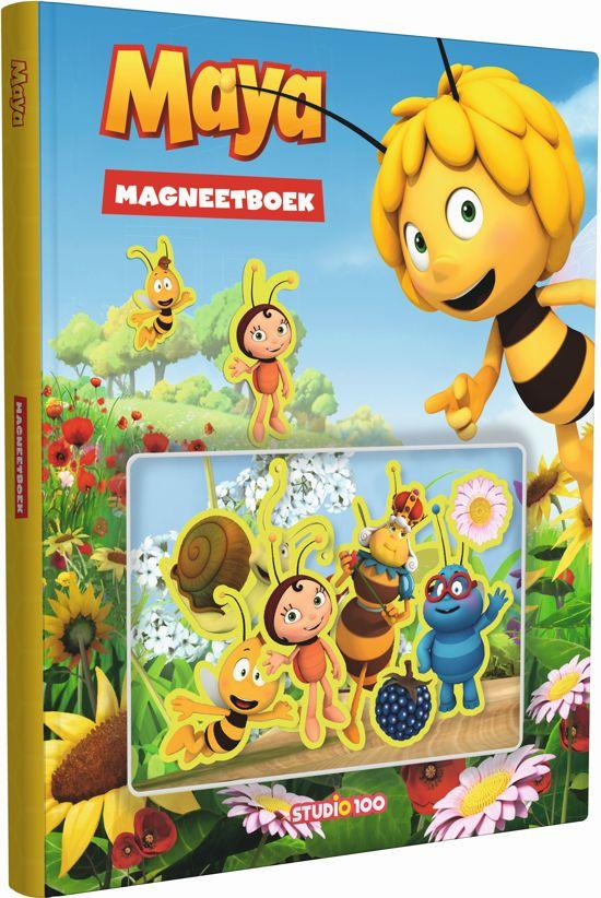 Maya - Magneetboek