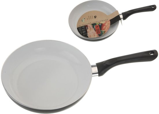 Excellent Houseware Keramische koekenpan 20cm