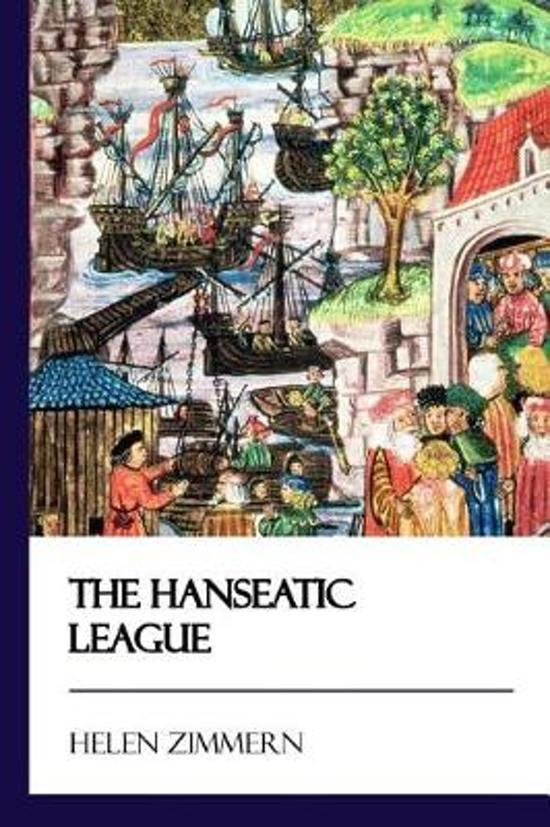 The Hanseatic League [didactic Press Paperbacks]