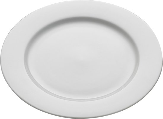 Maxwell & Williams White Basics Round Bord - Ø 23 cm - Wit