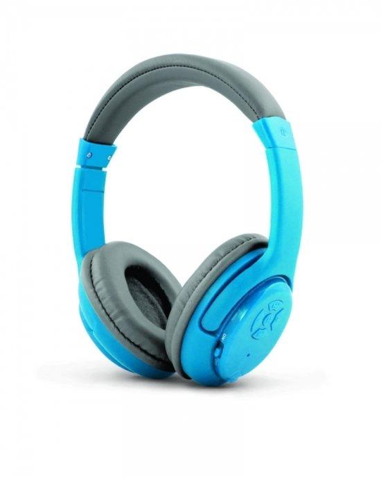 Esperanza Bluetooth Koptelefoon Libero - Blauw