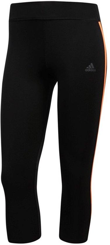 adidas Response 3/4 Tight Tight Dames - Black/Orange