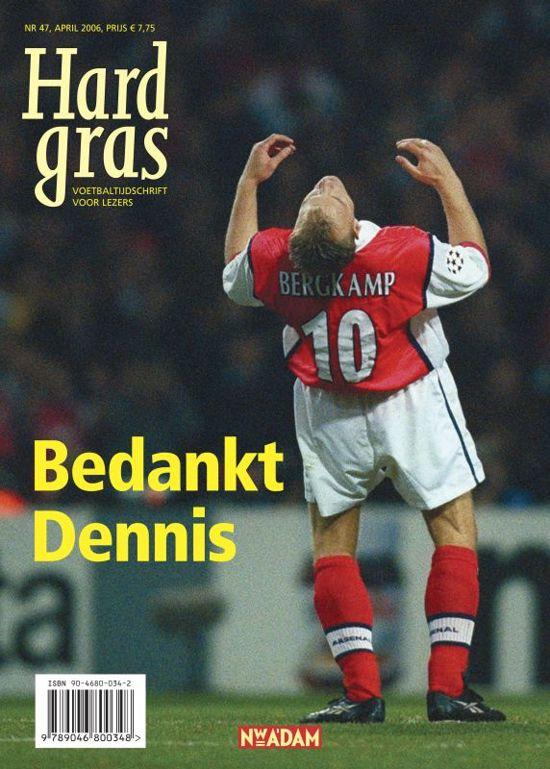 Boek cover Hard Gras / 47 Bedankt Dennis van Hugo Borst (Paperback)