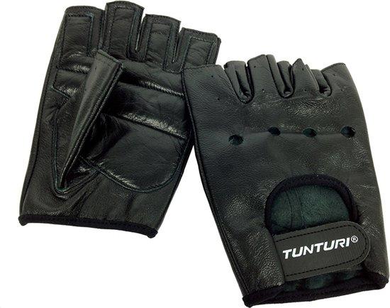 Tunturi Fitness Gloves - Fitness handschoenen - Gewichthefhandschoenen - Sporthandschoenen - Fit Sport - M