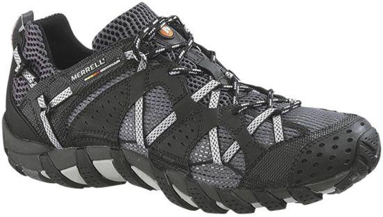 Chaussures Merrell Waterpro Maipo Pour Les Hommes - Noir NP8PXLd