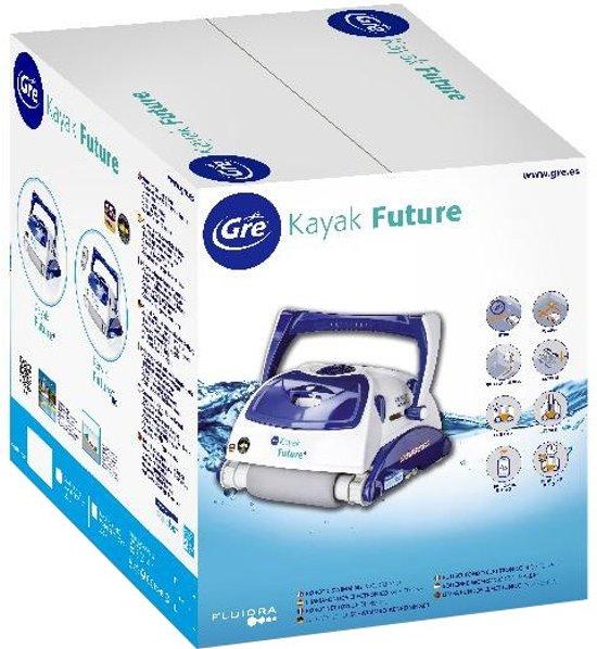 Gre Robot zwembadreiniger Kayak Future 16 m³/h RKFA100