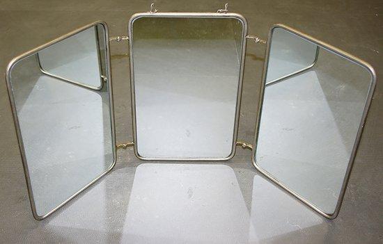 Vintage Spiegel Goud : Bol art for the home spiegel met ketting vintage