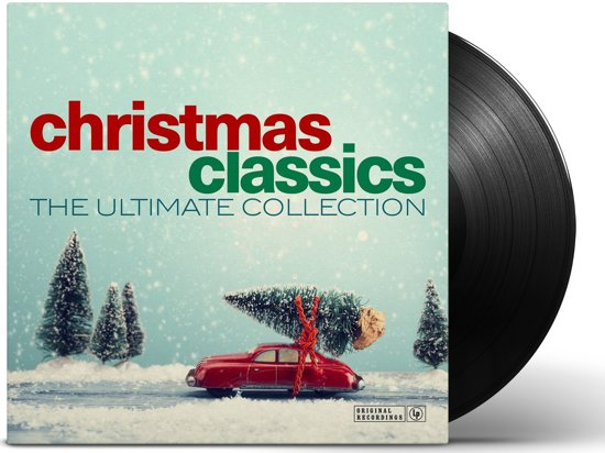Christmas Classics - The Ultimate Collection (LP)