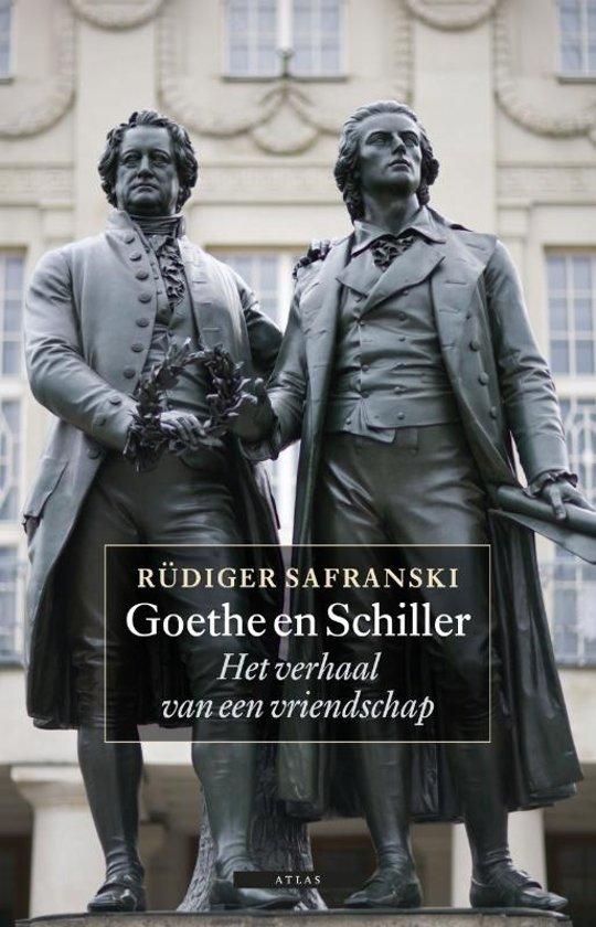 Goethe en Schiller