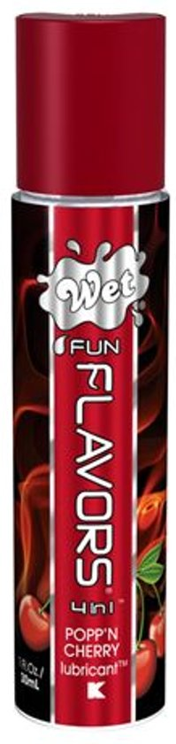 WET Fun Flavors Popp'n Cherry - 30ml