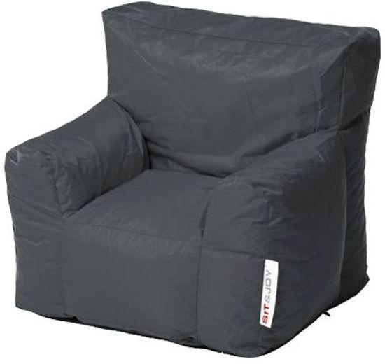 Zitzak Sit Joy.Bol Com Sit And Joy Chair Junior Zitzak Grijs