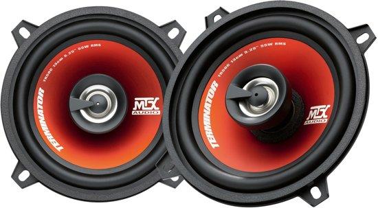 MTX Audio TR50C autospeakers - 13cm - 2 weg - 220 Watt