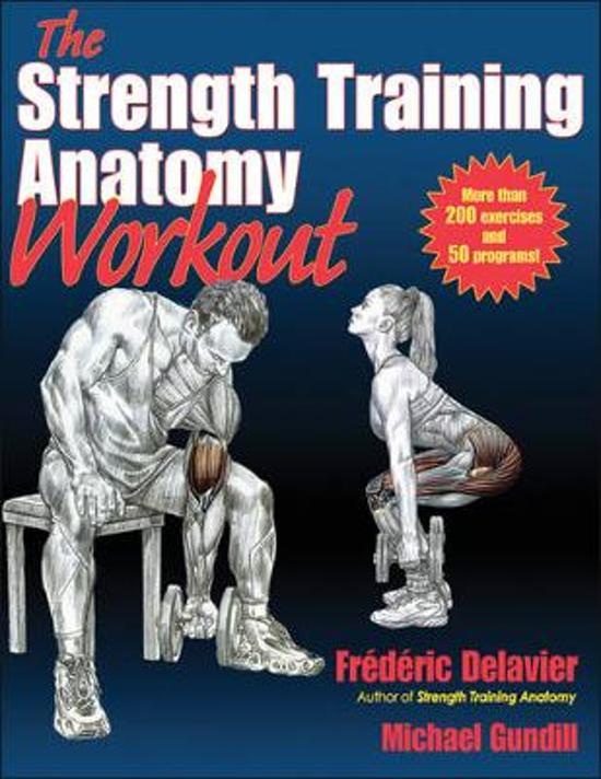 bol.com | Strength Training Anatomy Workout, The, Frédéric Delavier ...