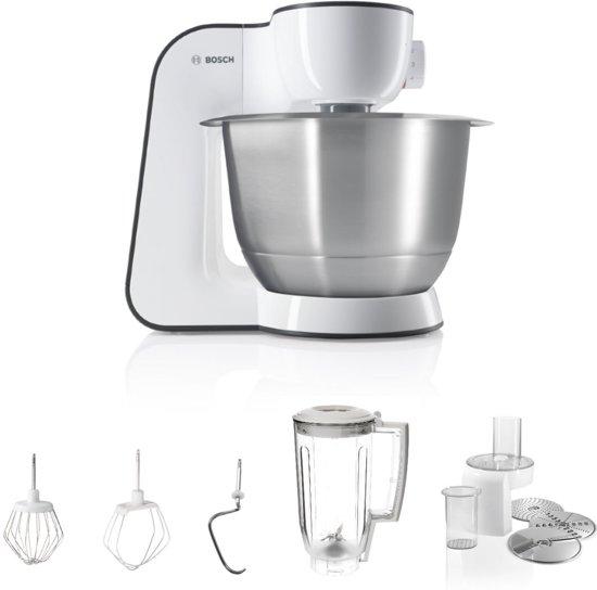 bosch mum52120 keukenmachine mum5 styline wit. Black Bedroom Furniture Sets. Home Design Ideas