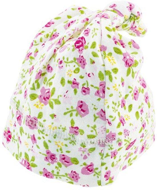 Imaginarium BABY BODYSUIT SET PINK - Baby Romper, Mutsje en Luierdoek - Meisje - Roze - 100% Katoen - In Cadeauverpakking