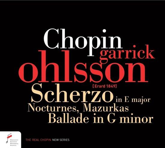 Chopin. Scherzo In E Major, Nocturnes, Mazurkas, B