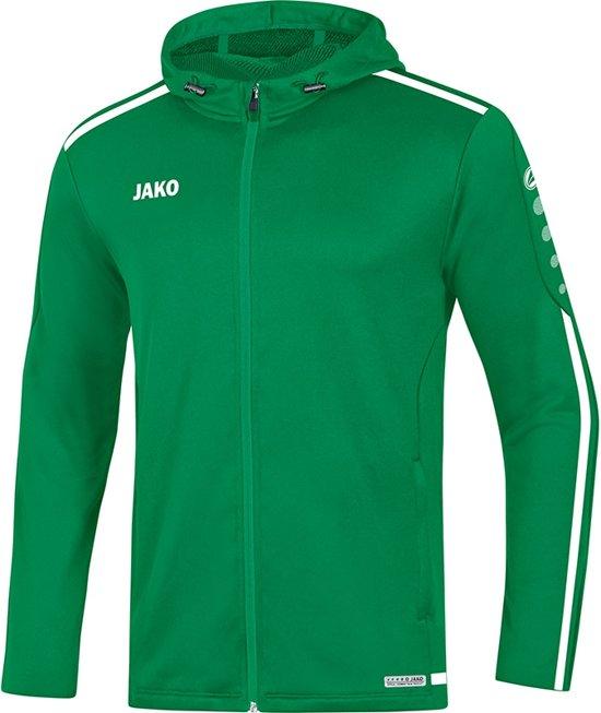 Jako Striker 2.0 Trainingsjack - Jassen  - groen - 4XL