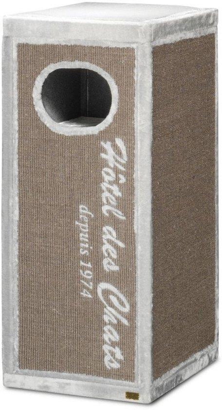 Ebi krabpaal trend rockefeller  grijs 120 cm
