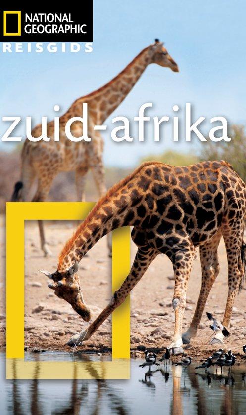 National Geographic reisgids Zuid Afrika