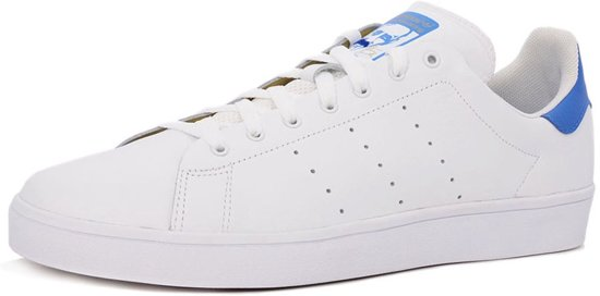 Stan Smith Adidas Blauw Wit