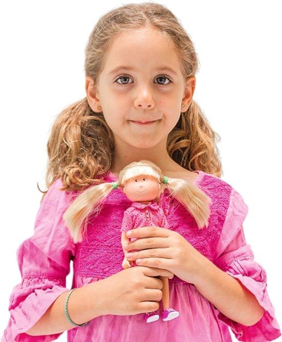 Imaginarium Pop AMANDA - Meisjespop voor groot Poppenhuis