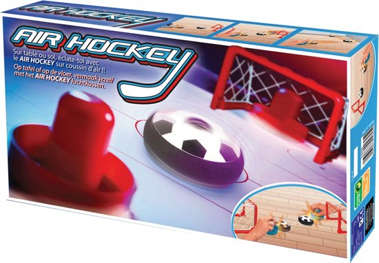 Afbeelding van het spel Bekend van TV: Air Hockey set