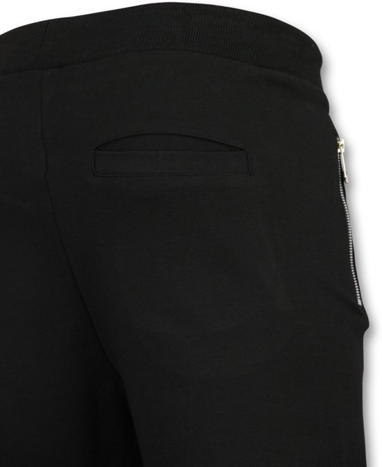 Mannen Heren L Gate Shorts Korte Golden Joggingbroek Maten Zwarte wvUXqft