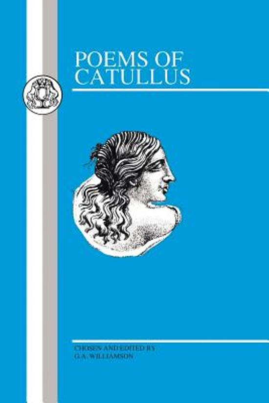 catullus one That it may endure for more than one age pl itself an imitation of catullus 1 information on nepos and catullus commentary on catullus 1 by et merrill.