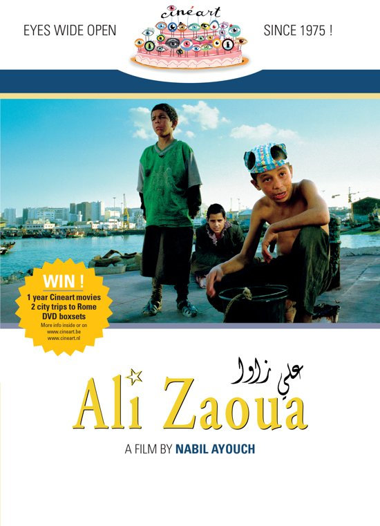 Ali Zaoua Prince De La Rue (Cineart