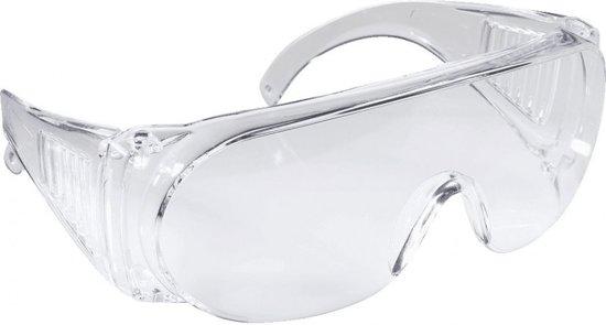 ESV WORK C4 Visi overzetbril , transparant
