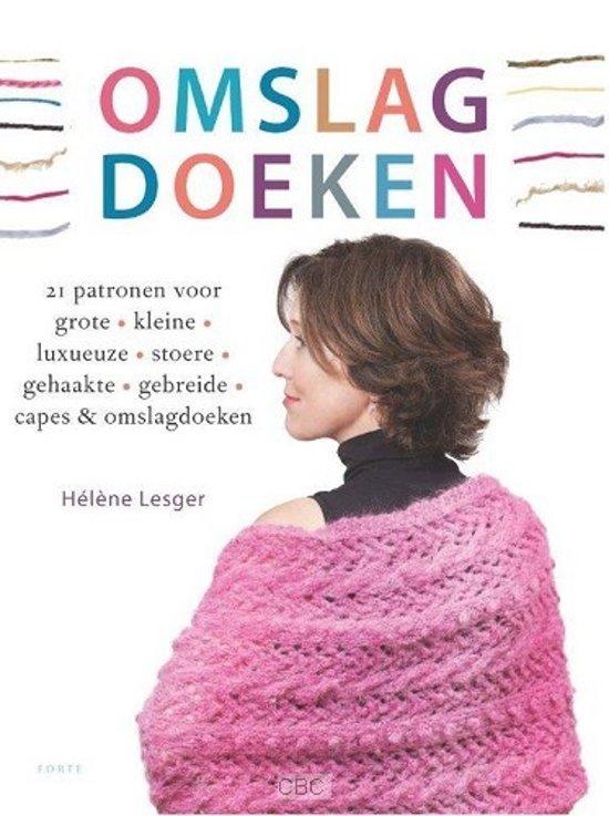 Bolcom Omslagdoeken Breien En Haken Helene Lesger