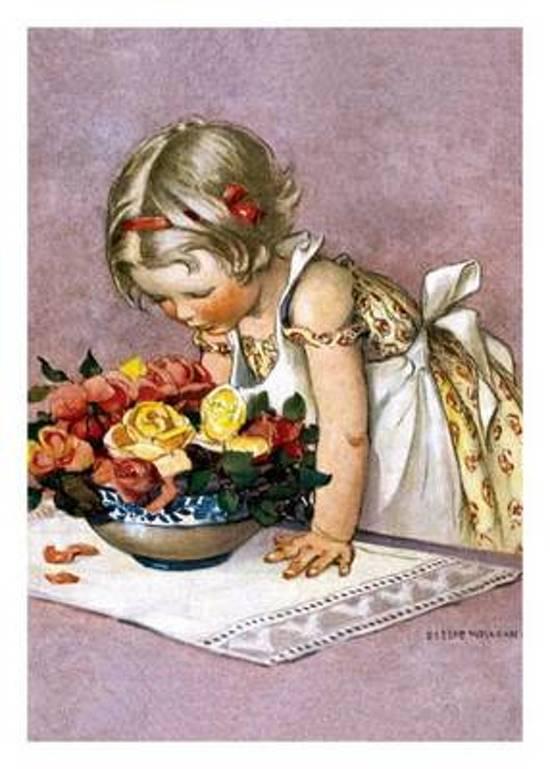 Afbeelding van het spel Stop and Smell the Roses Birthday Card