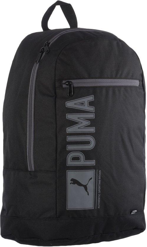 40b95faba74 bol.com | Puma - Rugzak - Zwart/Grijs
