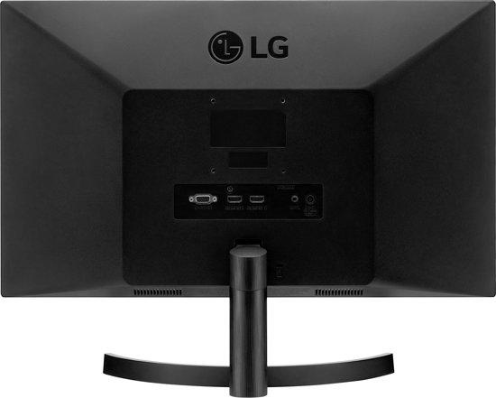 LG 24MK600M-B Full HD IPS Monitor