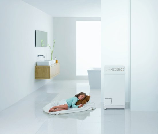 Miele W 667 - BE - Wasmachine - Bovenlader
