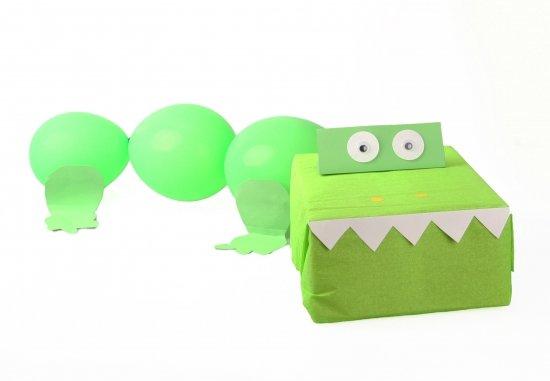 Bolcom Sinterklaas Krokodil Surprise Maken Bouwpakket