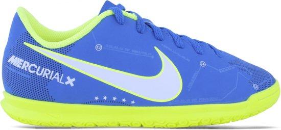 Nike Mercurial Vortex III NYR FG Junior - Kinder Voetbalschoenen - Blauw -  921490-400