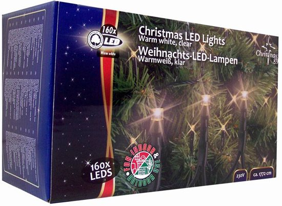 LED Kerstverlichting (160x LED)Christmas Gifts