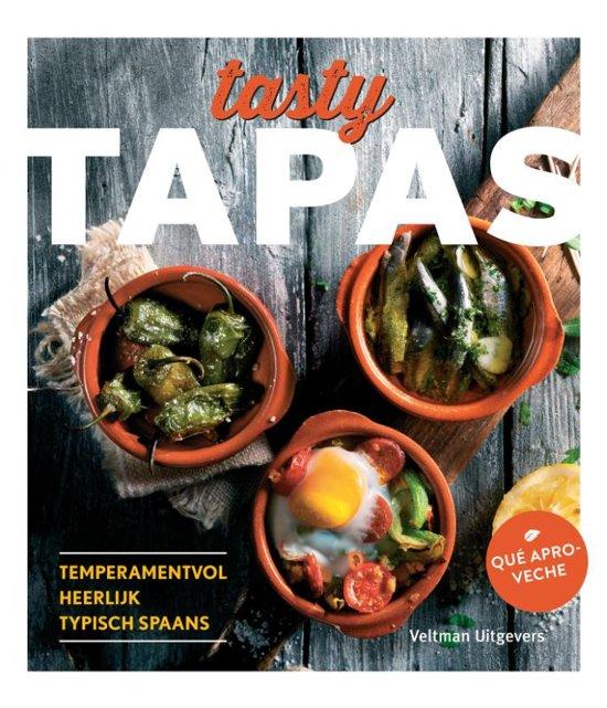 Boek cover Tasty Tapas van  (Hardcover)