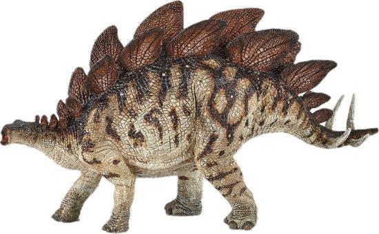 Speelfiguur - Dinosaurus - Stegosaurus - Bont
