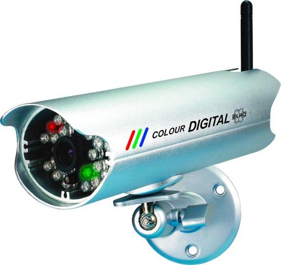 ELRO C950D Digitale Beveiligingscamera - Draadloos - Met ontvanger