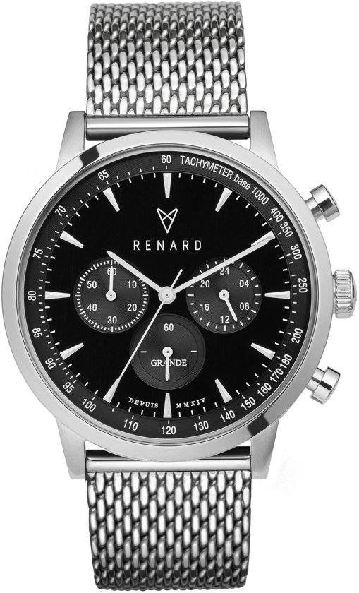 Renard Grande Chrono RC402SS31MSS