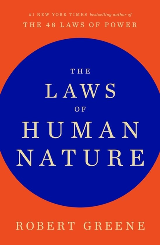 Boek cover Laws of human nature van Robert Greene (Paperback)